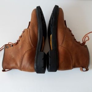 Ariat Shoes - Ariat leather lace up boots size 8